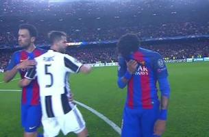 Barcelona bounced from Champions League by Juventus