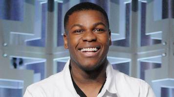 John Boyega: Seven questions with the star of Star Wars