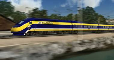 california issues $1.25bn in bonds for 'bullet train' despite trump threat to withhold federal funds