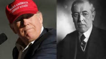 on the commemoration of world war i: from woodrow wilson to donald trump