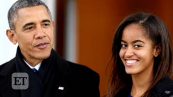 'Emotionally Disturbed': Charges Possible After NYC Man Repeatedly Stalks Malia Obama