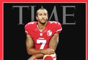 jim harbaugh praises kaepernick in piece for time 100, applauds 'courage he has demonstrated'