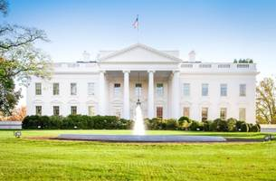 The White House's Southern Sidewalk Has Been Closed Due to Security Concerns