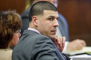 Former NFL Star Aaron Hernandez Commits Suicide in Prison With 'John 3:16' Written on His Forehead