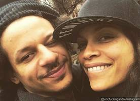 get details of rosario dawson and eric andre's romantic night at 'unforgettable' premiere party