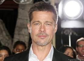 is skinny brad pitt suffering from eating disorder?