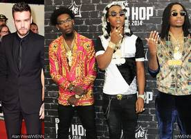 liam payne is working on new music with migos