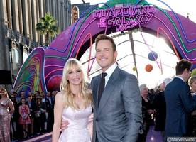 Star-Lord and Crew Shine at 'Guardians of the Galaxy Vol. 2' Los Angeles Premiere