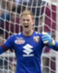 jurgen klopp: this is the truth about liverpool targeting man city star joe hart