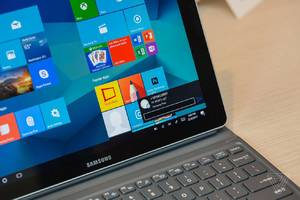 Samsung's Surface competitor, the Galaxy Book, starts at $629.99