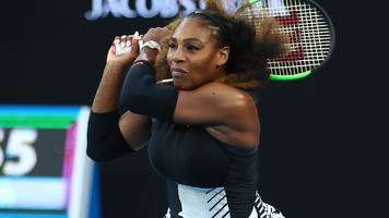 Serena Williams: How can you win a Grand Slam while pregnant?