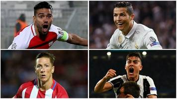 Champions League semi-finals: Atletico Madrid, Juventus, Monaco & Real Madrid await draw