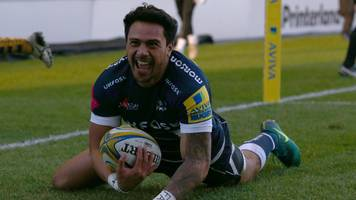 England select 15 uncapped players for Argentina tour