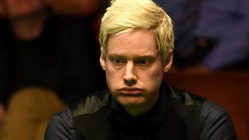 World Championship 2017: Neil Robertson admits he was 'hooked' on gaming