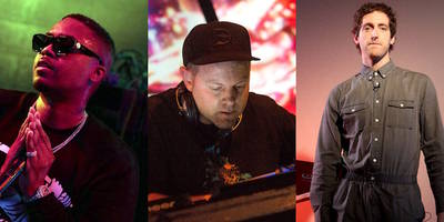 """Nas and DJ Shadow Share New Song for """"Silicon Valley"""": Listen"""