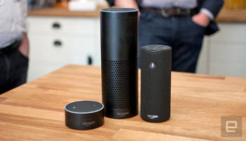 Amazon opens up the voice control technology behind Alexa