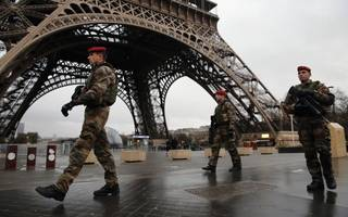 one policeman killed and another injured in a paris shooting