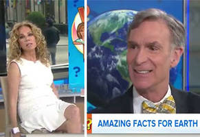 kathie lee gifford disrespects bill nye the science guy