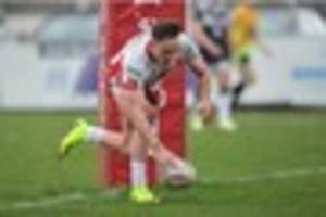 ​Hull Kingston Rovers forward James Donaldson ruled out for the...