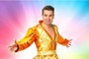 joe mcelderry talks about joseph musical ahead of its run at...