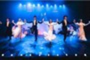 strictly stars bring remembering fred to nottingham's royal...