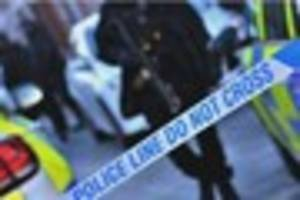 Six arrested after armed police called to two disturbances in...