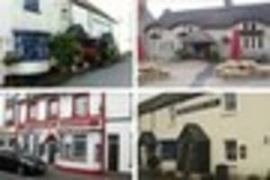 Here's 17 great Devon pubs named after St George and the Dragon