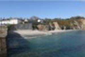 Charlestown beach reopens after rock fall and people are advised...