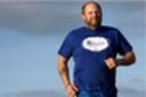 Bodmin charity runner Daryl Ashley to join Prince Harry at London...