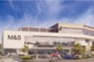m and s is closing these six stores but opening one at kingsley...