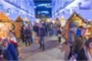 Bid to hold Bath Christmas Market over 25 days and in Union...