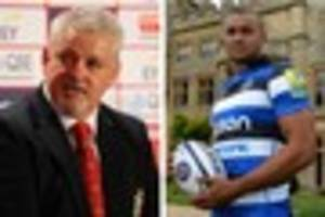 Warren Gatland explains his late decision to select Jonathan...