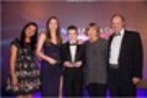 Grimsby student and teacher top of class at national awards