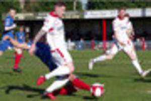 signing ex lincoln city striker conner robinson is statement of...