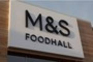 Marks and Spencer bosses have confirmed a new foodhall will open...