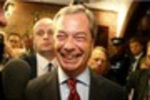 Nigel Farage has made his decision on whether or not to fight for...