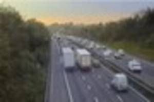 Live updates for M20, A2, M26, M25 and breaking news for Kent