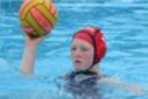 Pimperne girl to represent England at water polo tournament