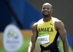athletics: blow for jamaica as powell withdraws from jamaican world relays