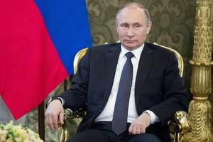 Reuters Report Saying Putin-Controlled Think Tank To Sway US Election Dismissed By Russia