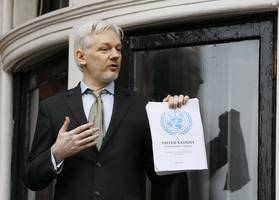 US Justice Department Preparing Charges To Arrest WikiLeaks Founder Julian Assange
