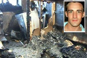 Blaze survivor reveals terror at seeing flames coming from tumble dryer in flat where Scot died