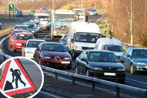East Kilbride Expressway closing for four nights due to £160k resurfacing