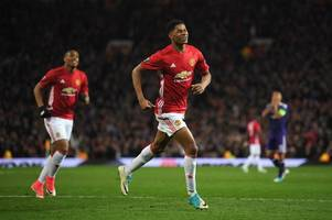 Manchester United 2-1 Anderlecht AET (3-2 agg): Rashford's extra-time strike puts Red Devils in semis - 5 things we learned
