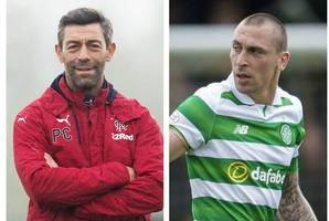 rangers boss pedro caixinha: celtic are right to contest scott brown red card - we would do the same