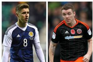 scotland's tom cairney, former rangers striker john fleck and ex-celtic star graham carey named in pfa team of the year line-ups
