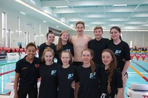 Swimming: East Kilbride stars help South Lanarkshire to third in Age Group champs