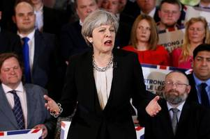 the morning news headlines: tory election manifesto 'will include pm's brexit pledges' to stifle rebellion; victims of child sex abuse within family environment 'let down by system'