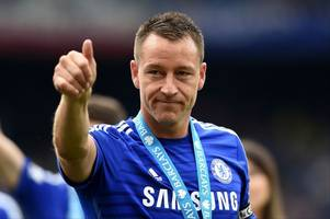 Swansea City boss admits he'd be keen to talk to Chelsea legend John Terry if Swans stay up