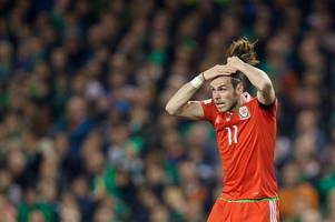 the hilarious moment wales boss chris coleman chooses aberdeen's jonny hayes over real madrid star gareth bale